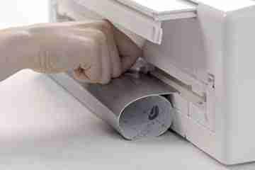 Silhouette Cameo 4 - AutoBlade Schneidematte, Weiß, 30.5 cm - 7